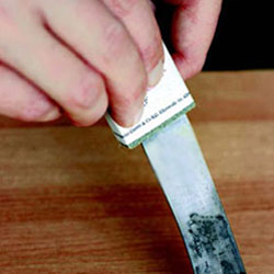 Remove Rust From Kitchen Knives
