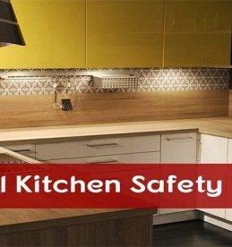 Essential kitchen safety tips new