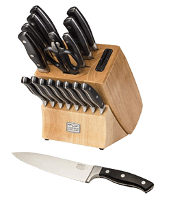 Insignia2 18 Piece Knife Block Set
