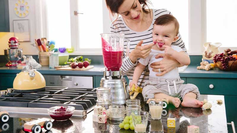 Recommended Blenders For Baby Food