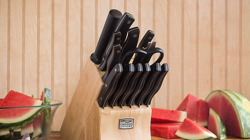 Recommended Chicago Cutlery Knife Sets