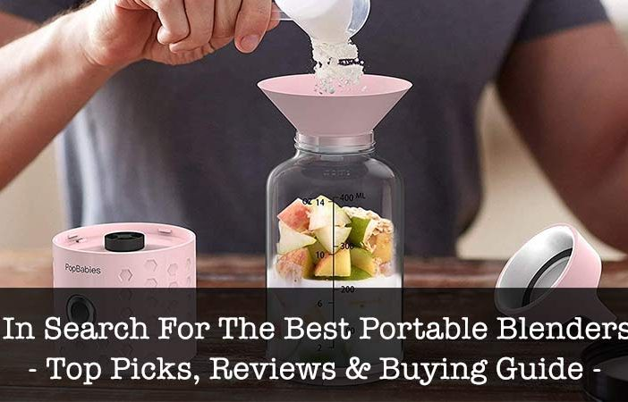 Best Portable Blenders