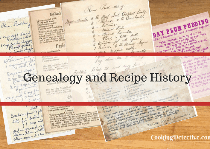 how to creatively preserve family recipes