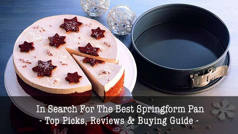 best springform pan