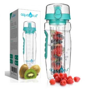 AquaFrut 32 OZ Fruit Infuser Water Bottle