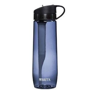New Brita  Hard Sided Filtered Water Bottle