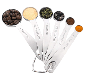 Easylife Stainless Measuring Spoons