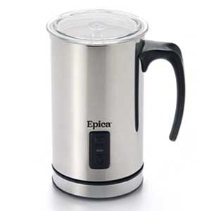 Stainless Epica Automatic Electric Milk Frother