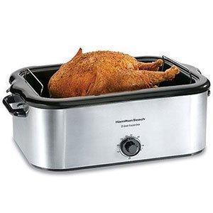 Hamilton Beach 28 Lb Turkey Roaster Oven