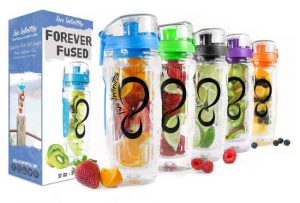 Live Infinitely 32oz Infuser Water Bottles