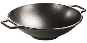 Lodge Pro-Logic Cast Iron Wok