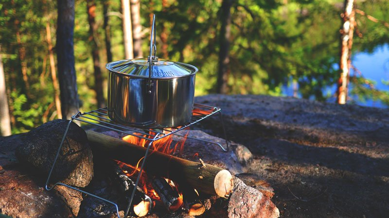 Most Recommended Camping Cookware Sets