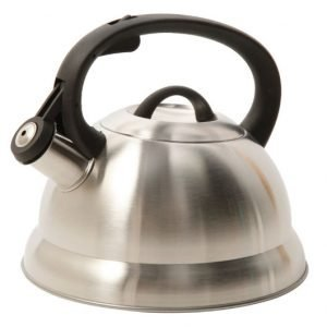 Mr. Coffee Flintshire Stainless Steel Whistling Tea Kettle