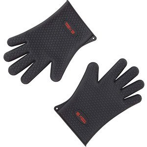 NON Slip Grip Silicone Oven Gloves