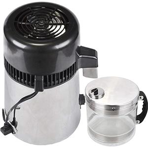 OLizee 304 Home Stainless Steel Water Distiller
