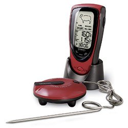 Oregon Scientific AW131 Talking Wireless BBQ or Oven Thermometer