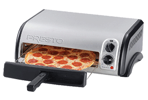 Presto Stainless Steel Home Pizza Oven