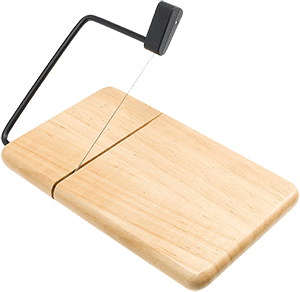 Prodyne Thick Beech Wood Cheese Slicer