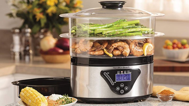 Recommended Vegetable Steamers