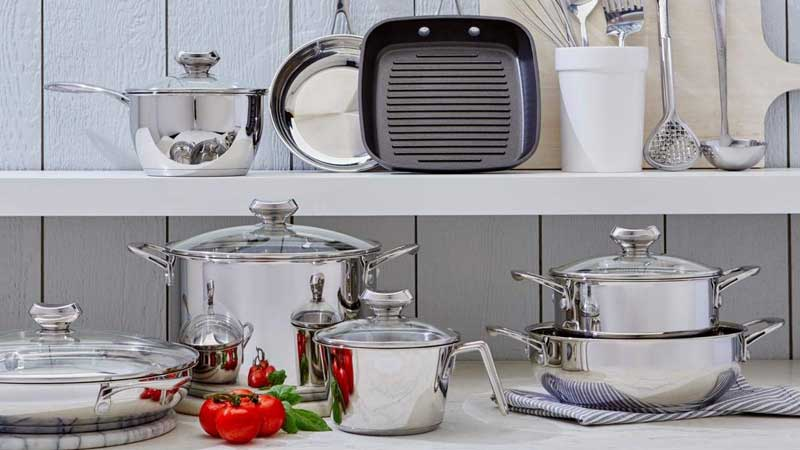 Recommended Wolfgang Puck Cookwares