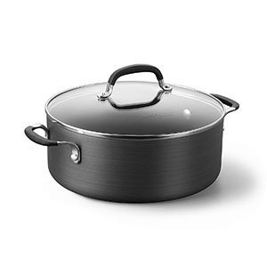 Simply Calphalon Nonstick Chili Stock Pot