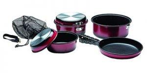 Texsport Kangaroo 7 PC Camping Cookware Set