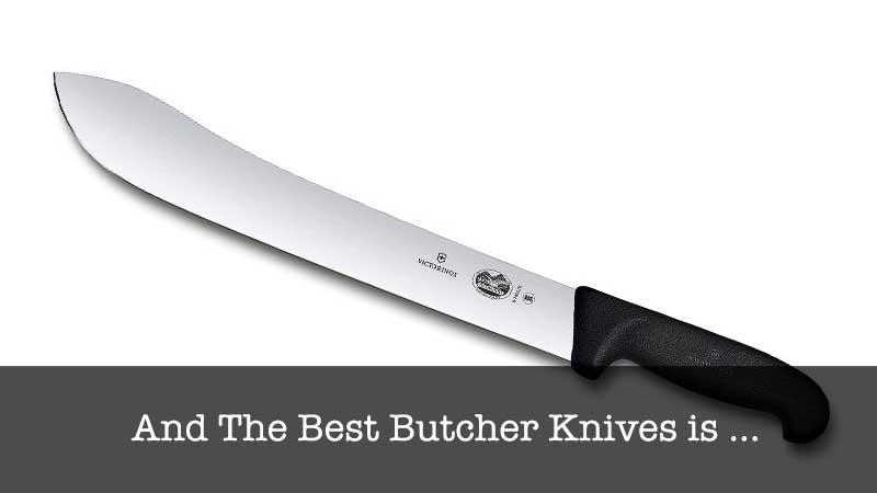 The Best Butcher Knives
