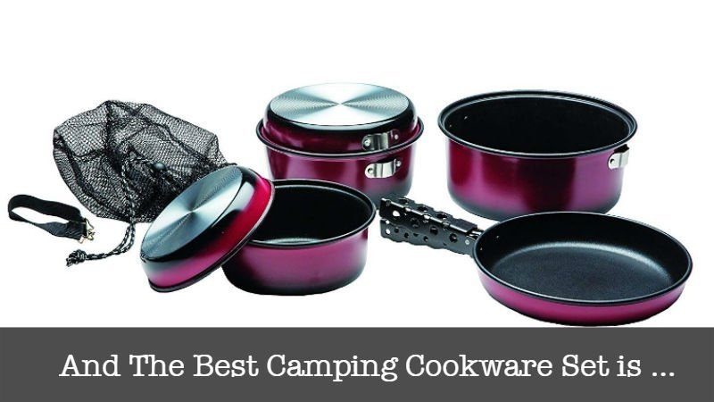 The Best Camping Cookware Set