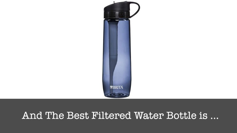 Best Filtered Water Bottle