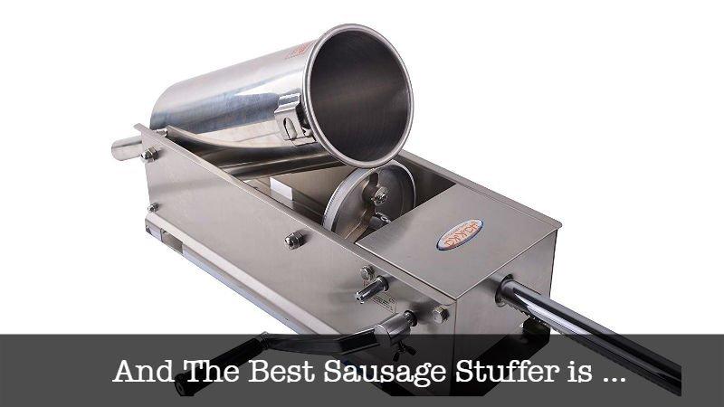 The Best Sausage Stuffer