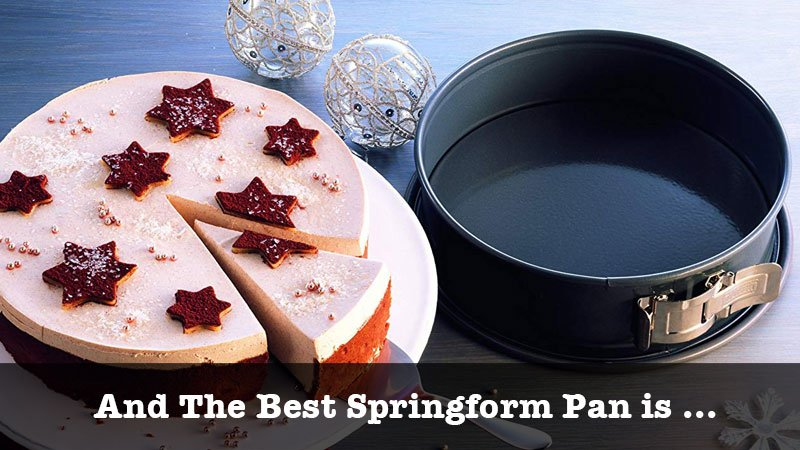 The Best Springform Pan