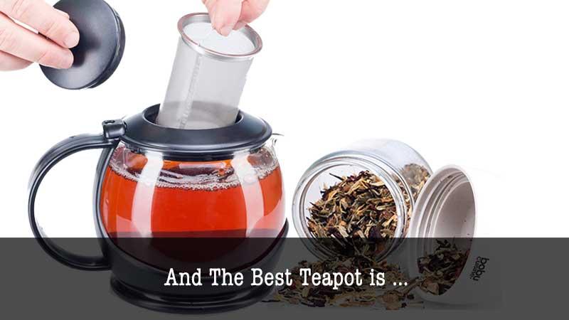 The Best Teapot