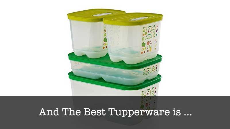 The Best Tupperware