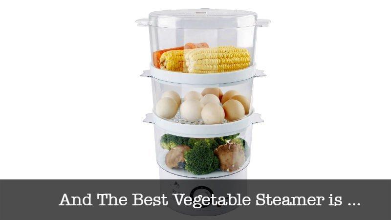 The Best Vegetable Steamer
