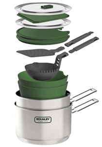 Two Pot Camping Cookware Set