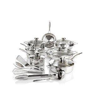 Wolfgang Puck 18 piece Cookware