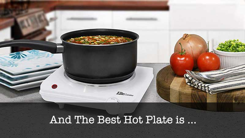The Best Hot Plate