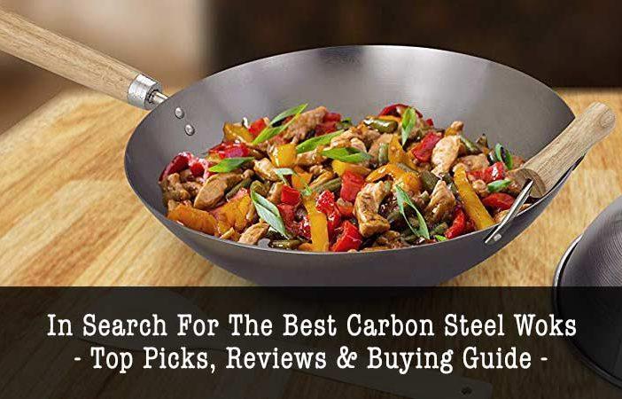 best carbon steel woks