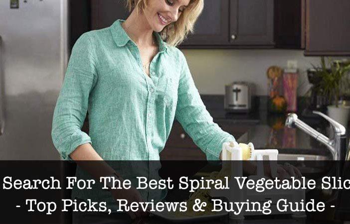 best spiral vegetable slicer
