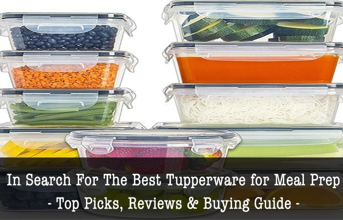 best tupperware for meal prep
