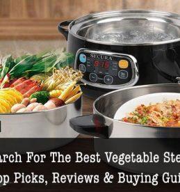 best vegetable steamers