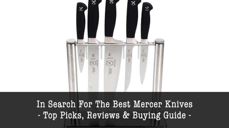 Mercer knives reviews
