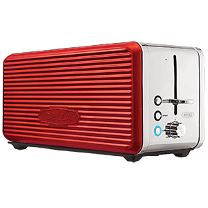 BELLA LINEA 4 Slice Long Slot Toaster