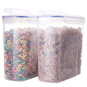 Biokips Original Airtight Cereal Container