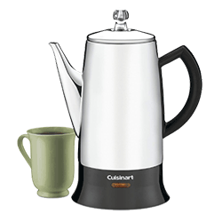 Cuisinart Classic 12 Cup Stainless-Steel Percolator