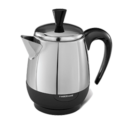Farberware Stainless Steel 2-4-Cup Percolator