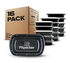 Fitpacker Meal Prep Containers BPA-Free