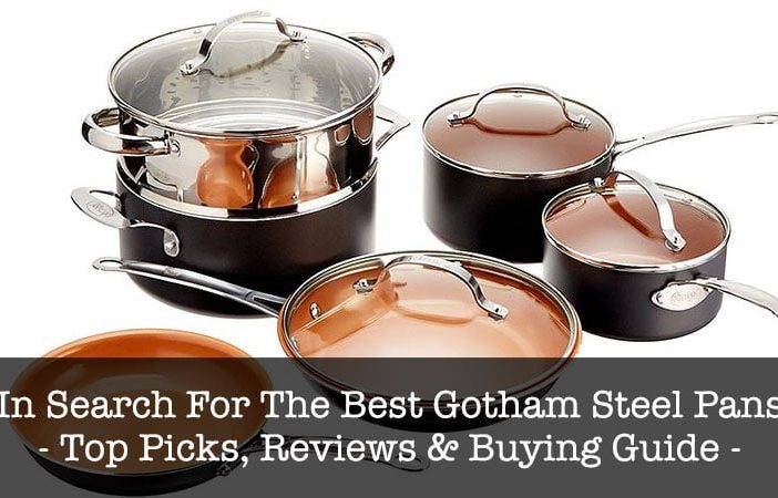 Gotham Steel Pan Reviews