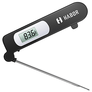 Habor Instant Read Cooking Thermometer