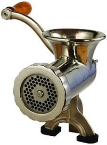 lem stainless steel clamp-on hand grinder